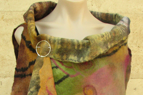A7: Mosaic Tunic: Dyeing to Runway