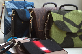 B5: Visual Accessory and Ultimate Carryall: The Felt Handbag - *CANCELLED