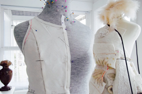 B1: Taking it to the next level: Advance design, pattern making and construction of felted one-of-a-kind garments